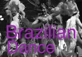 tasto BRAZILIAN DANCE